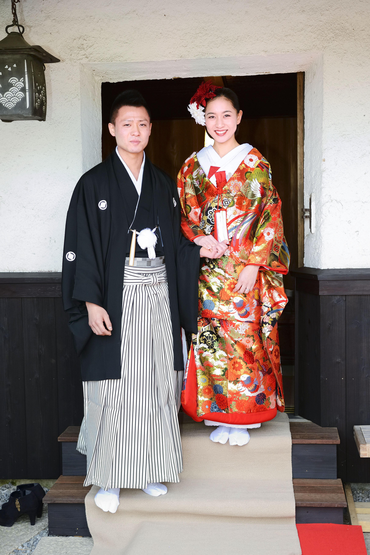 日本の結婚式 祝言屋