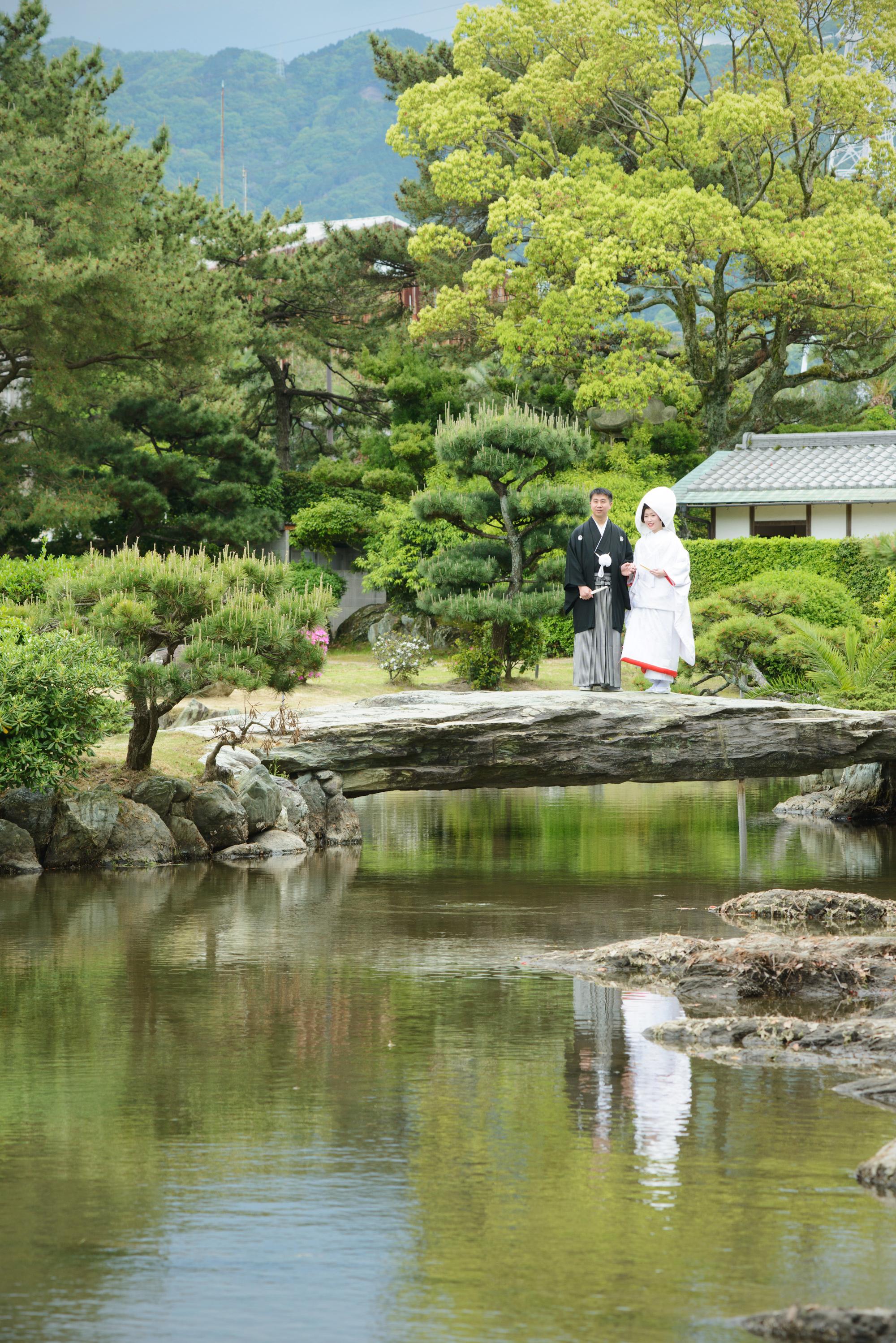 海南市結婚式