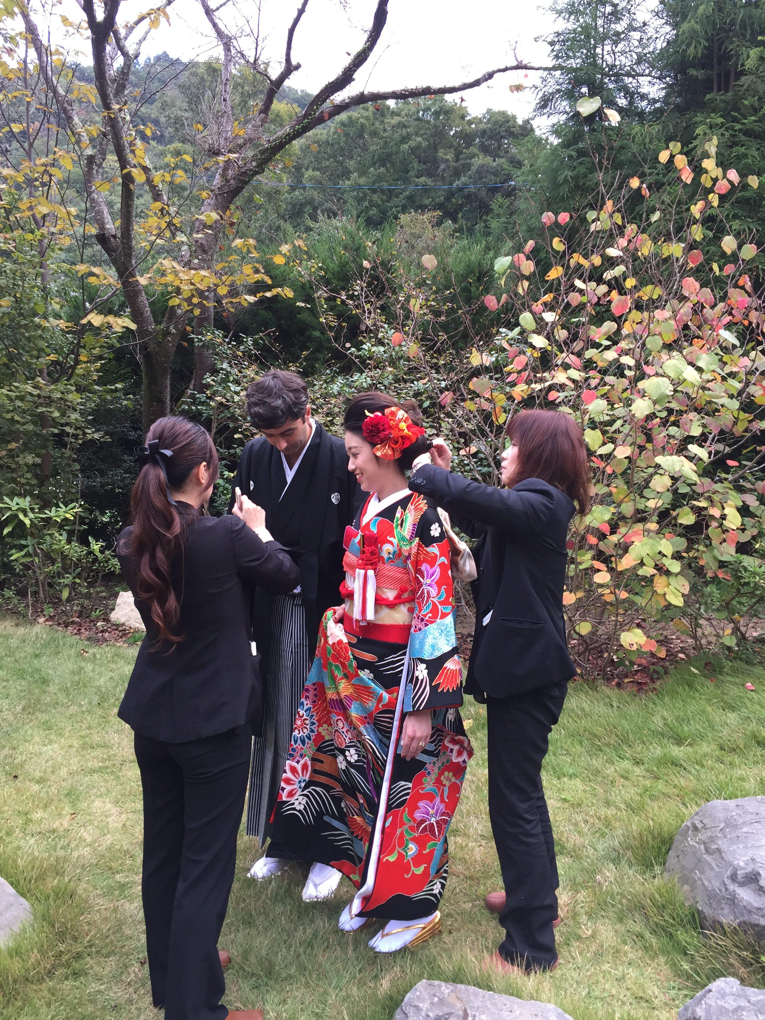 和装結婚式 祝言屋