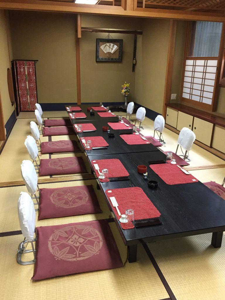 青葉茶屋で結婚式