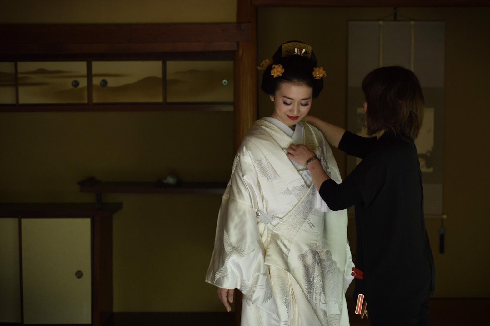 祝言屋の花嫁