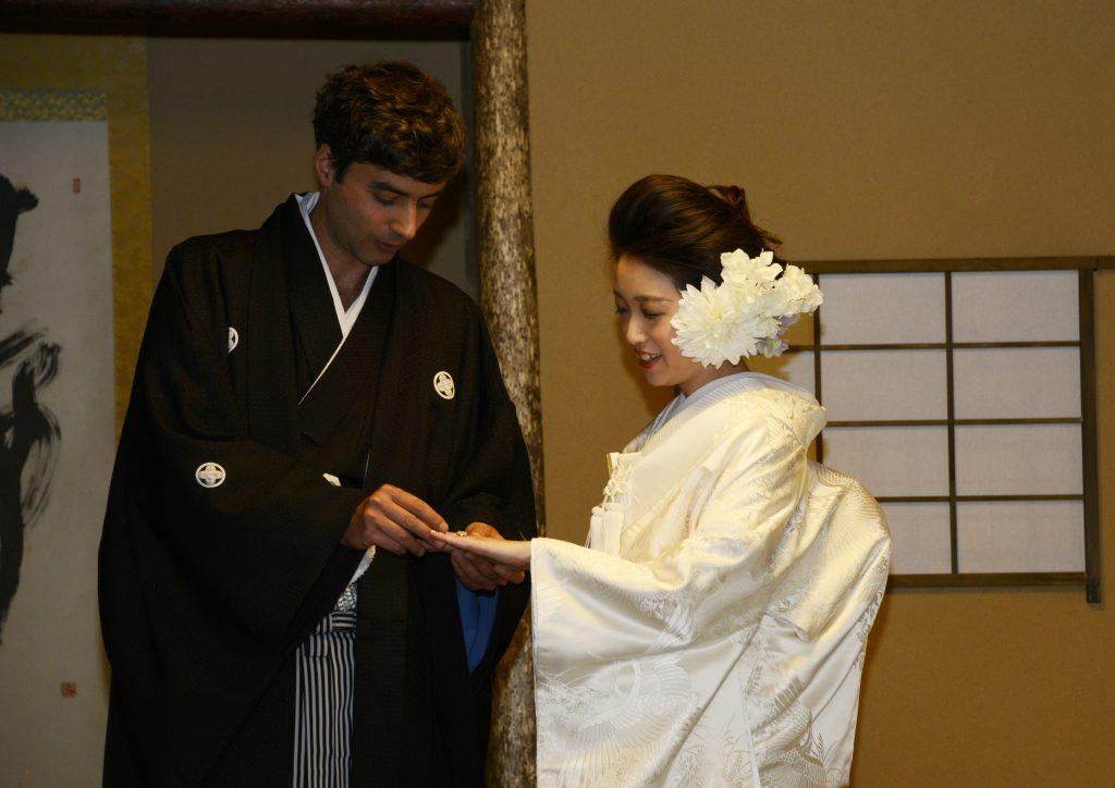 国際結婚式