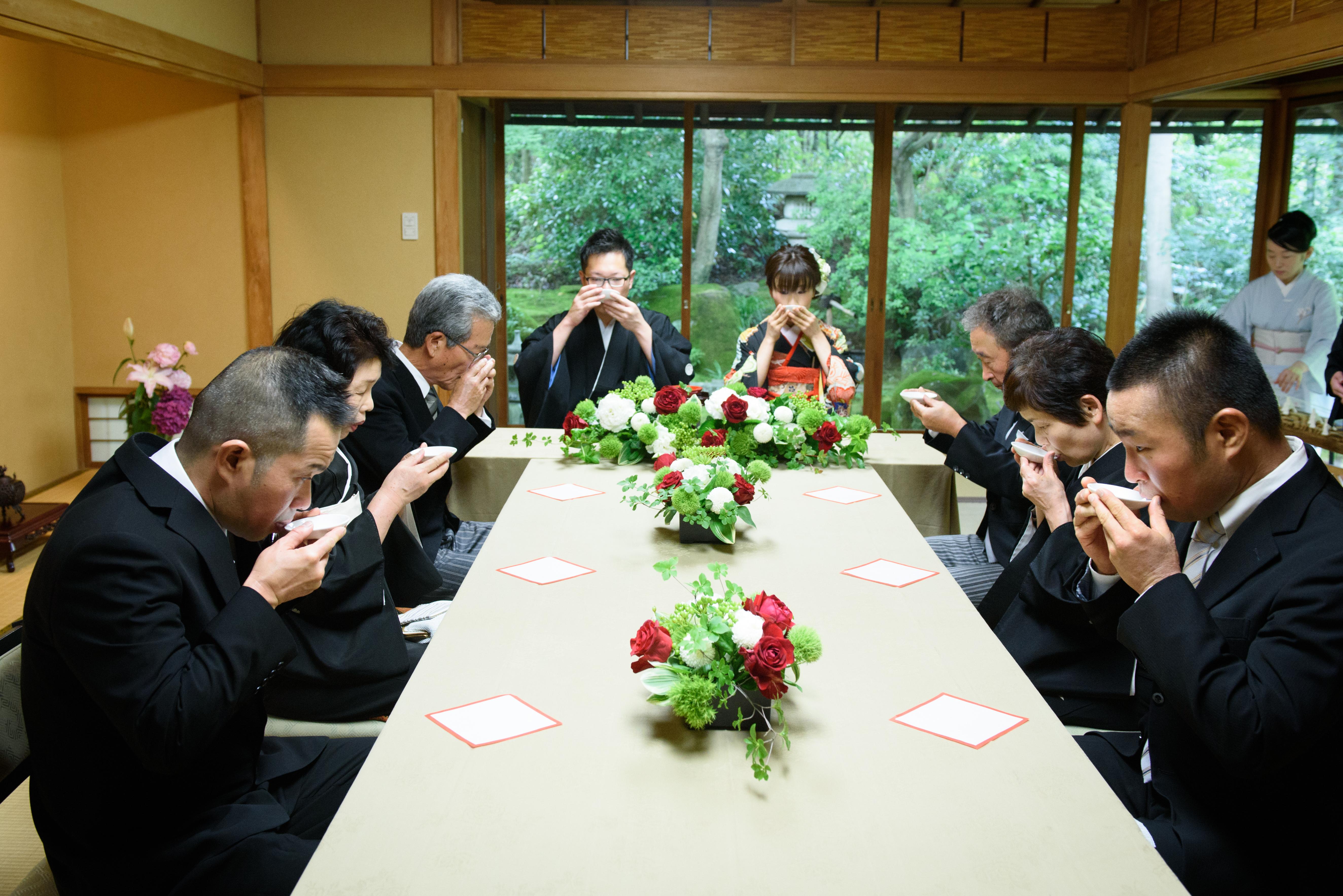 奈良料亭結婚式