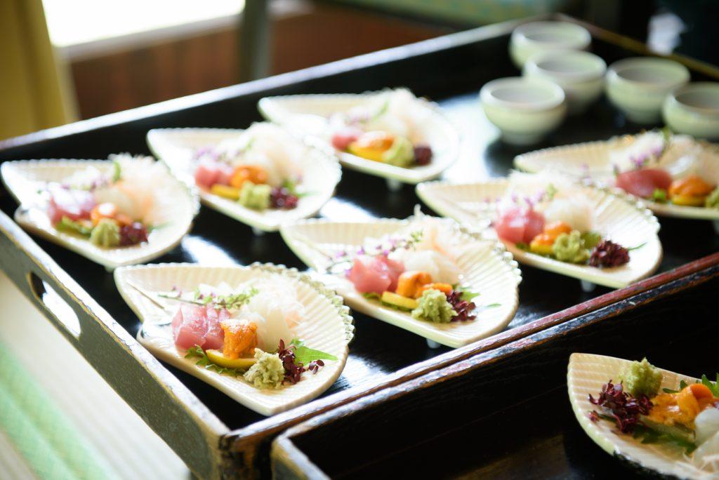 和食で結婚式