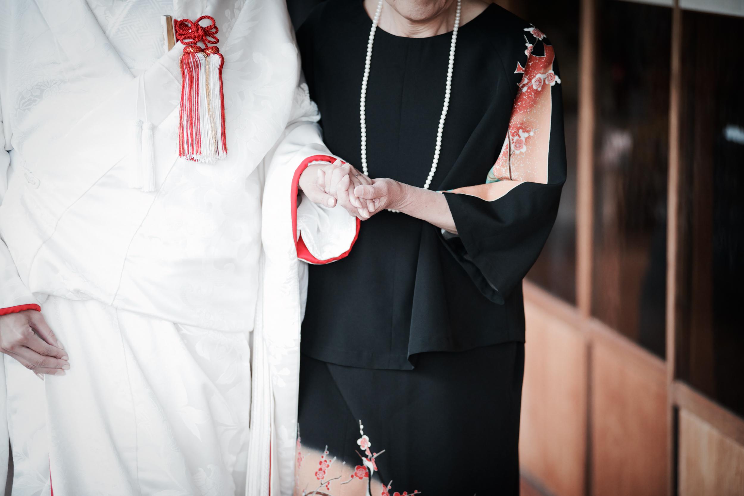 昔ながらの結婚式祝言屋