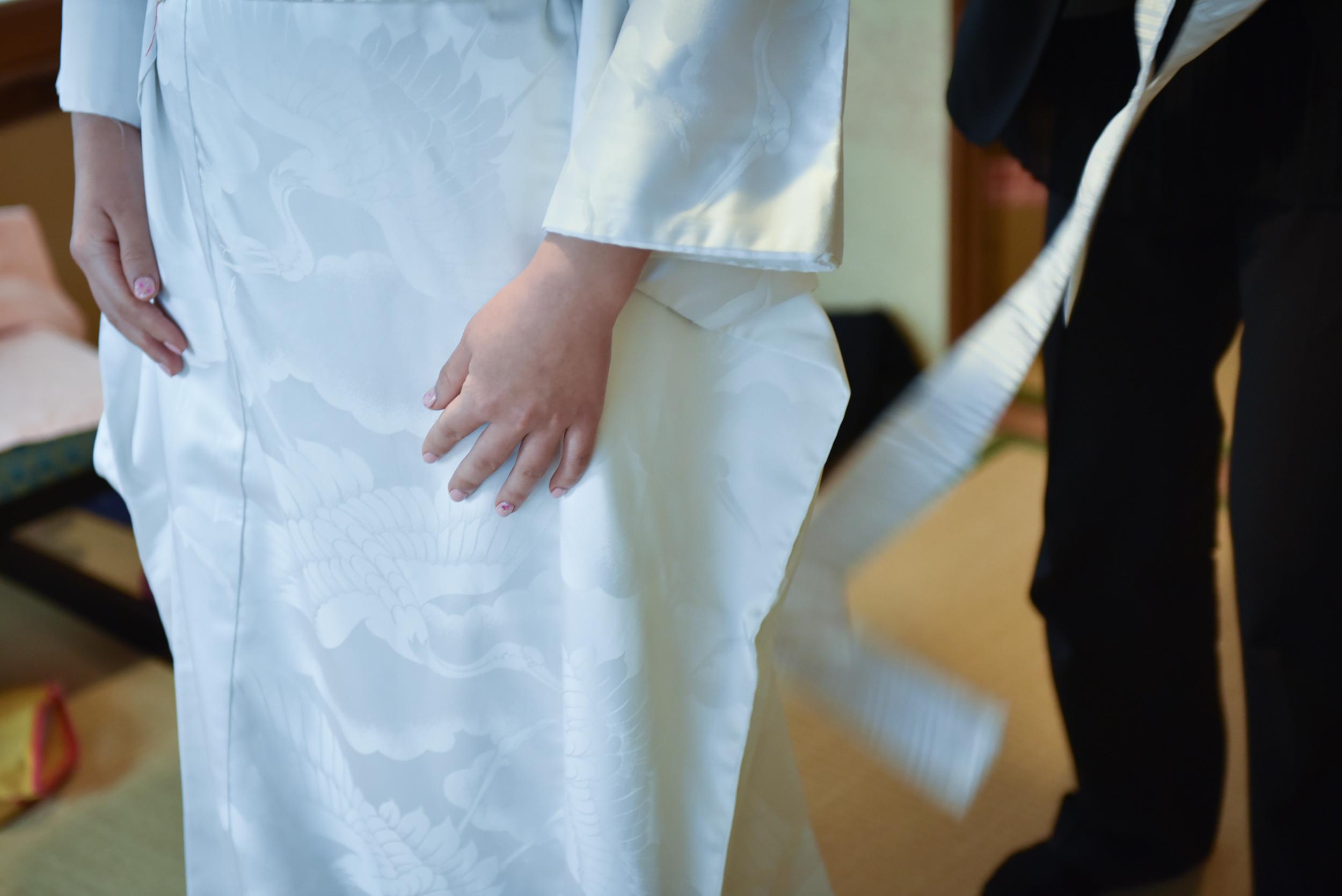 祝言という結婚式スタイル