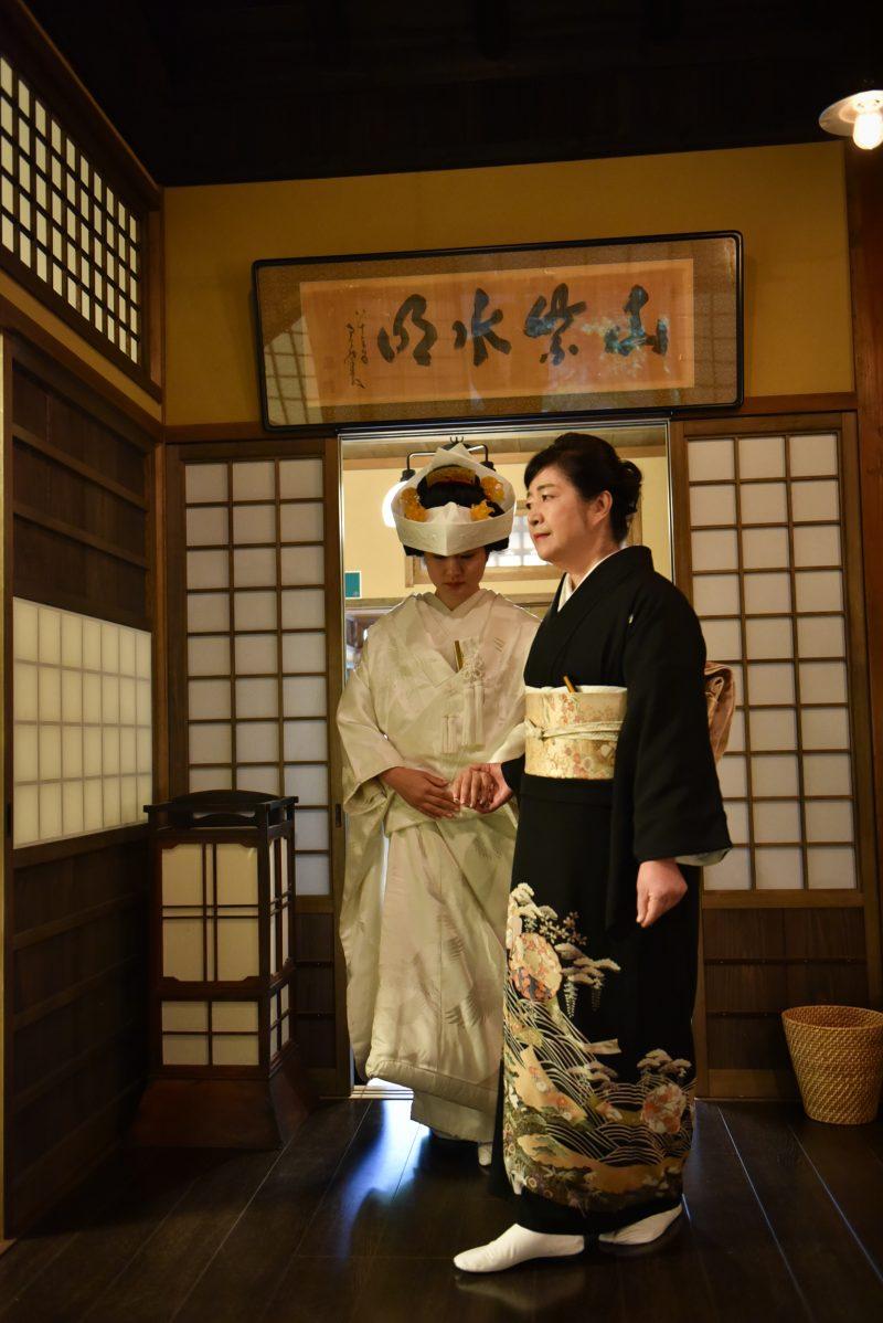 東京で祝言 東京和婚