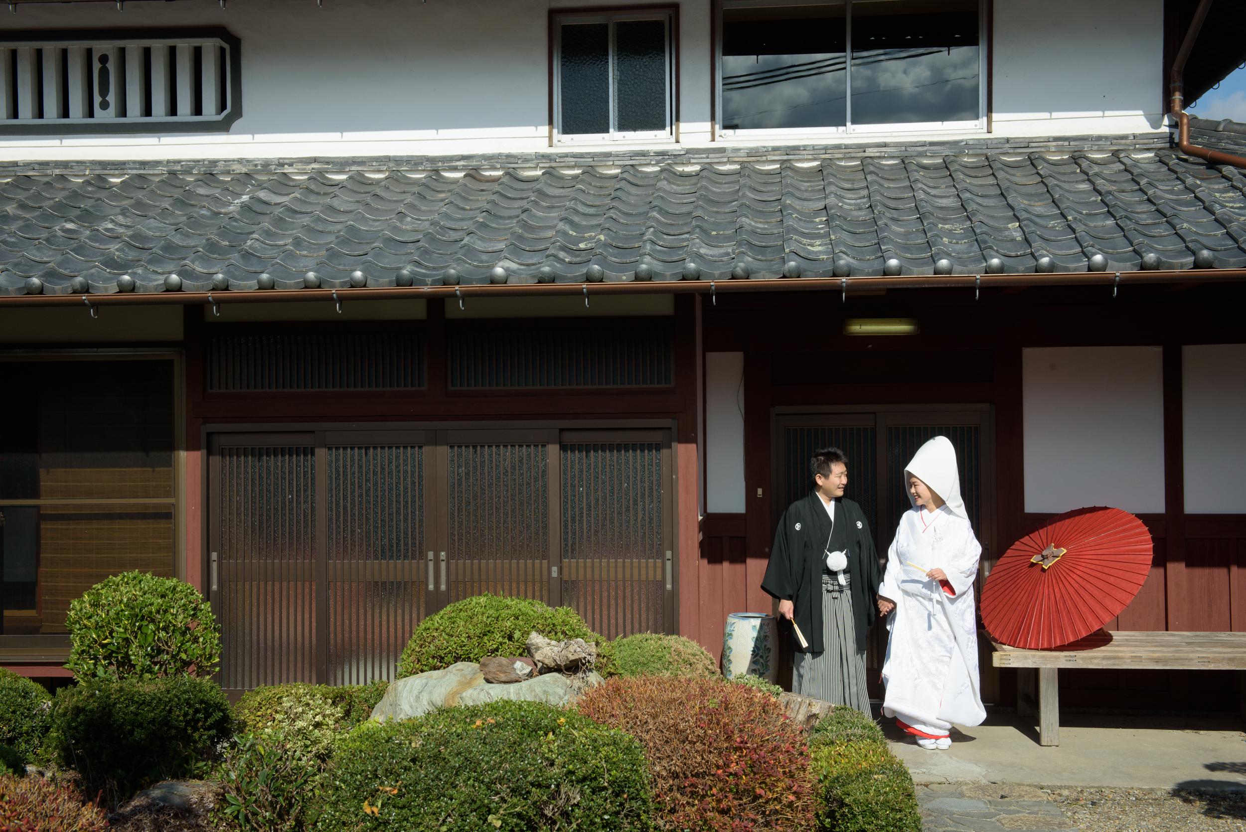 京都で挙げる祝言 京都祝言