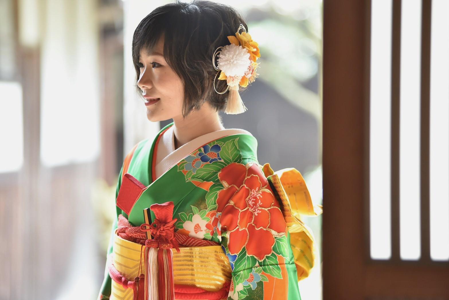 昭和レトロ・大正ロマン結婚式