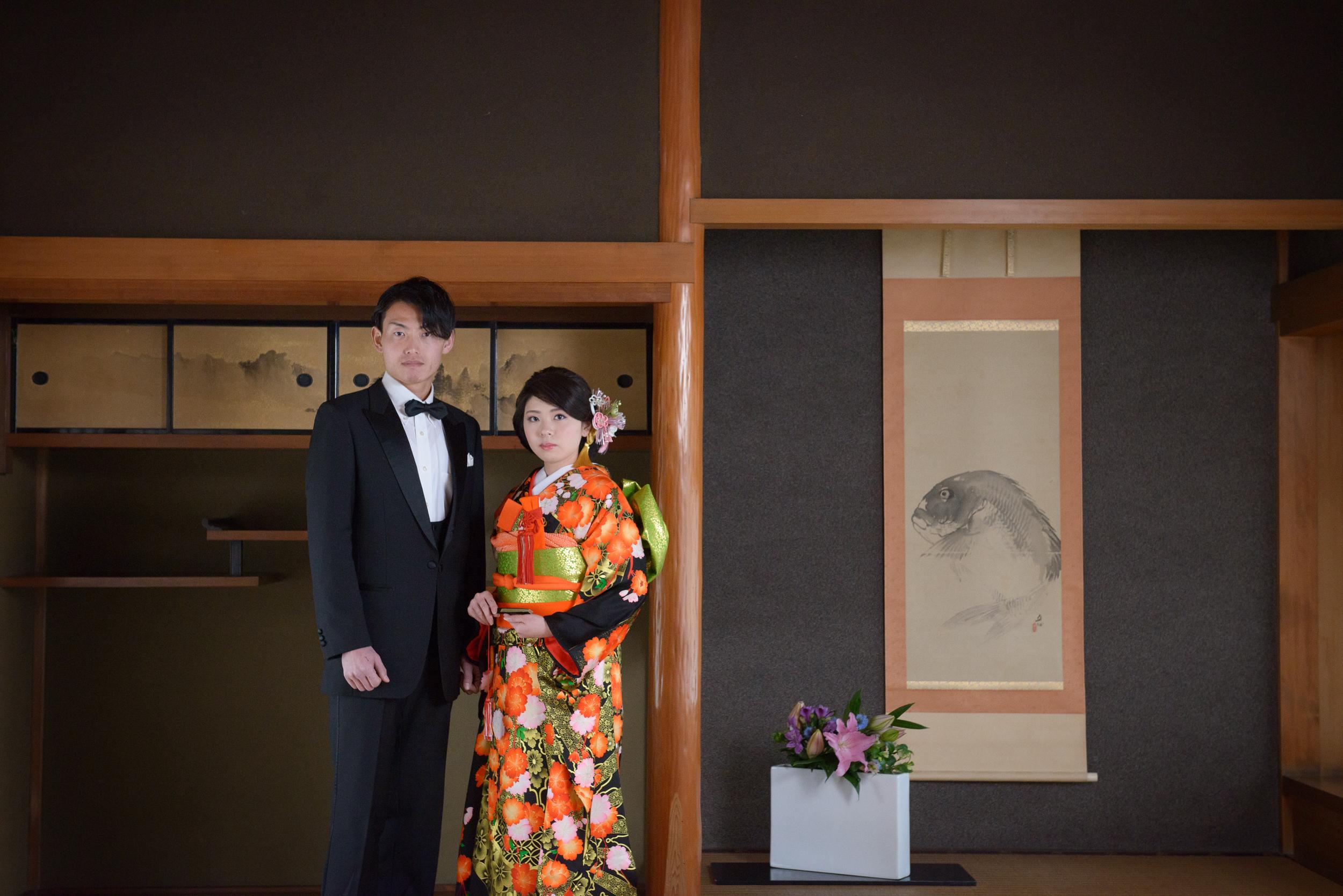 大阪で和婚祝言屋