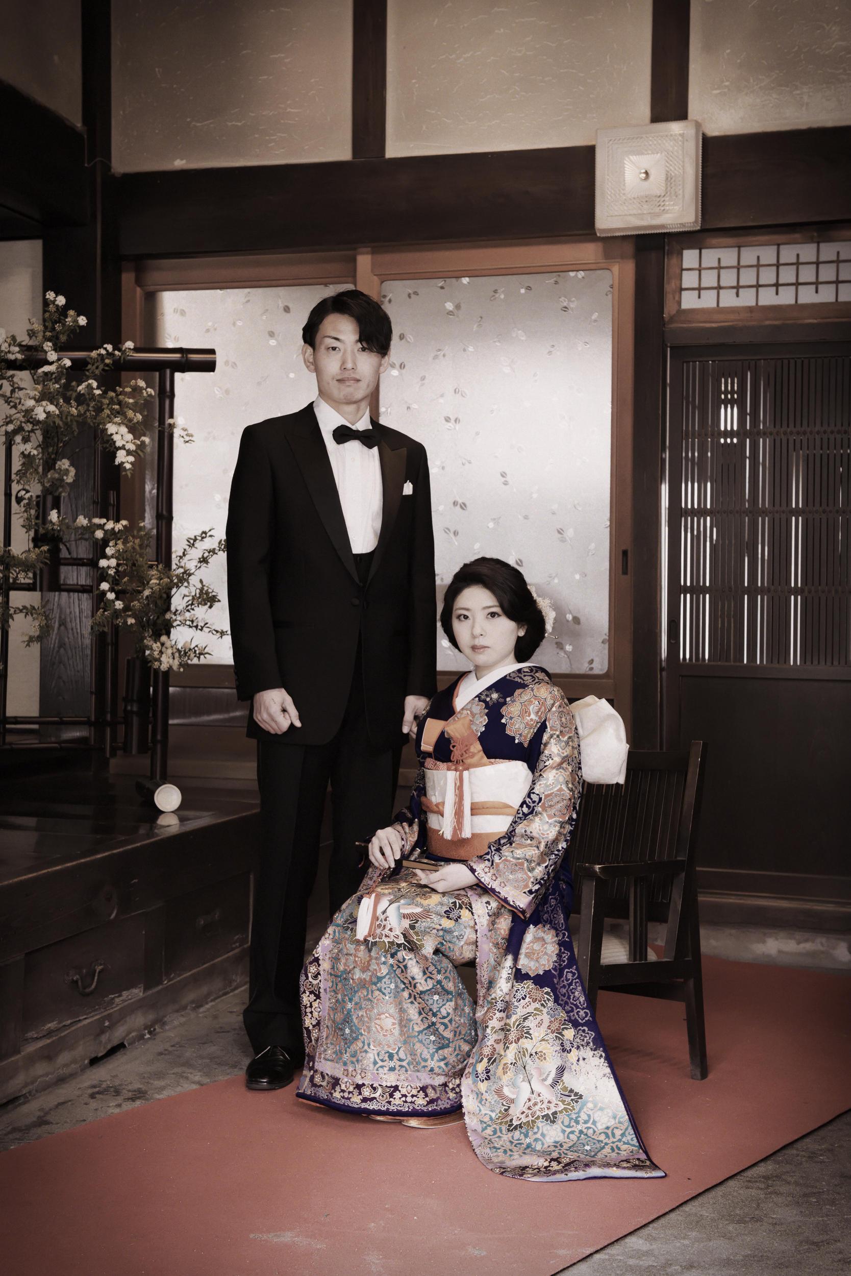 昭和レトロ・大正ロマン結婚式 大阪
