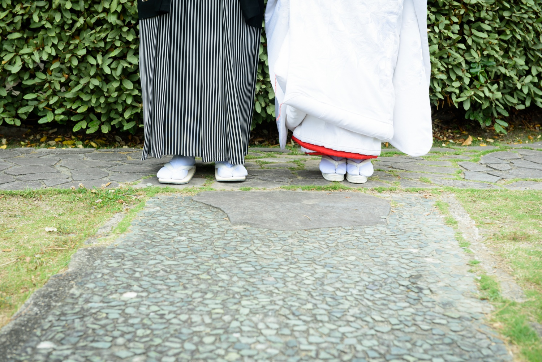 大阪で和婚